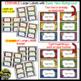 Toolbox Labels (Editable) ~ Super Hero Theme