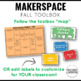 Makerspace Centers Fall Toolbox