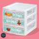 Toolbox and Drawer Labels BUNDLE - DAYS, SUBJECTS, TOOLBOX - Retro Design Style