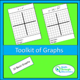 Calculus - Toolkit of Graphs