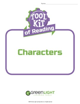 Toolkit of Reading: Characters