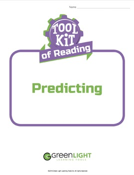 Toolkit of Reading: Predicting