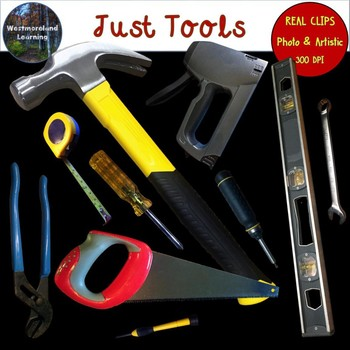 Tools Clip Art Photo & Artistic Digital Stickers Just Tools
