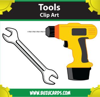 Tools Clipart