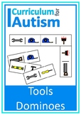 Tools Dominoes Game  Autism Special Education Turn Taking Skills