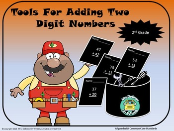 Adding Two-Digit Numbers