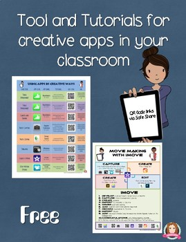 Tools and Tutorials for Creative App in the Classroom Free