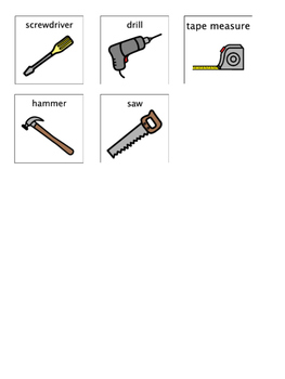 Tools and their Functions