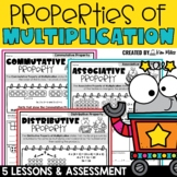 Multiplication Properties: Tools for Common Core