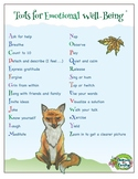 Tools for Emotional Well-Being (from Animals Get Emotional)