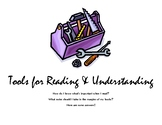 Tools for Reading & Understanding for Bulletin Boards