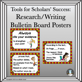 Tools for Scholars' Success: Research/Writing Bulletin Board Posters - Citations