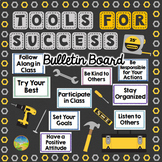 Tools for Success Bulletin Board (Classroom Expectations a