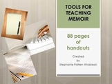Tools for Teaching Memoir