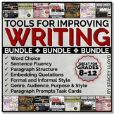 Tools for Improving Writing BUNDLE