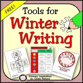 Winter Writing Tools
