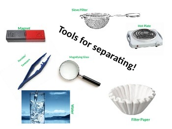 Tools for sperating poster