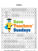 Tools in French Worksheets, Games, Activities and Flash Cards
