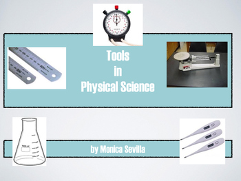 Tools in Physical Science eBook PDF