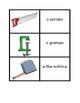 Tools in Portuguese Casa Concentration games