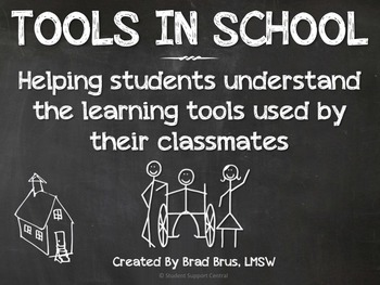 Tools in School - Disability Awareness - Understanding Differences - Elementary