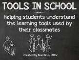 Tools in School - Disability Awareness - Understanding Dif