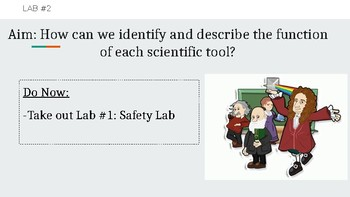 Tools in the lab Powerpoint Presentation