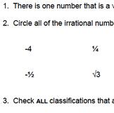 Tools of Algebra Bundle (Ideal for Algebra I)