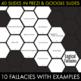Logical Fallacies, Tools of Argument, Debate & Rhetoric Skills, Grades 7-12 CCSS