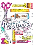 Tools of Creativity Poster