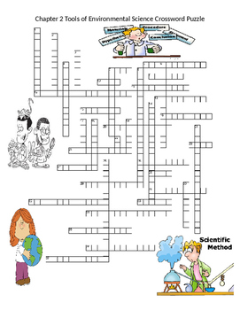 Tools of Environmental Science Crossword Puzzle