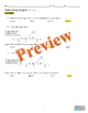 Tools of Geometry Bundle Homework, Quiz Exit Ticket Graphi