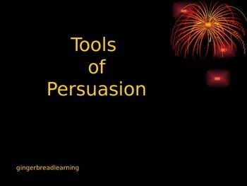 Tools of Persuasion