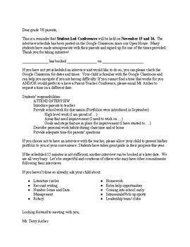 Tools to Help Interviews Go Smoothly - Junior/Intermediate - Middle School