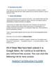 Tools for Better Interviews- Junior/Intermediate - Middle School