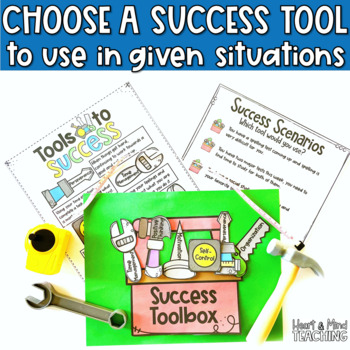 Tools for Success activity