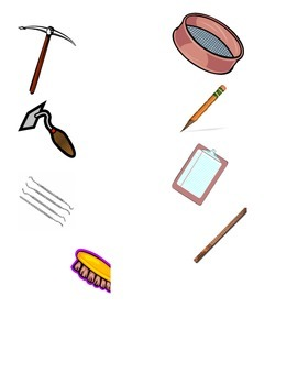 Tools used in archaeology