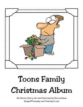 Toons Family Christmas Album Read Aloud