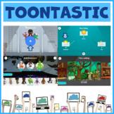 Toontastic Cartoon Storytelling App Lesson