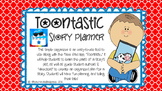 Planning the Plot - Toontastic Story Planner