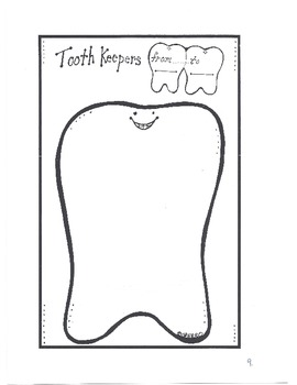 Teeth Activities K-3