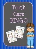 Tooth Care BINGO
