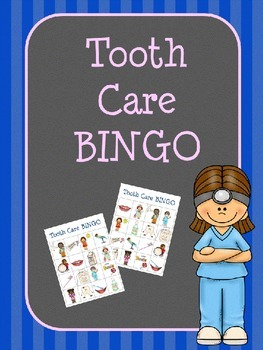Tooth Care BINGO