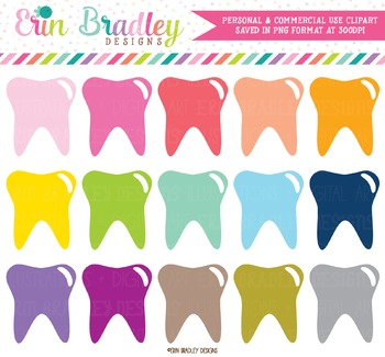 Tooth Clipart Graphics