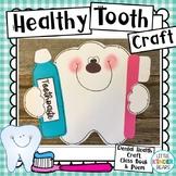 Dental Health Tooth Craft