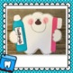 Tooth Craft & Poem for Dental Health