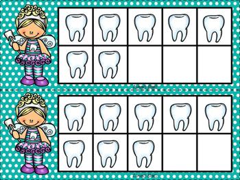 Tooth Fairy 10 Frames
