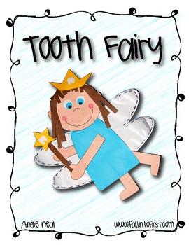Tooth Fairy Art Activity