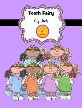 Tooth Fairy Clip Art