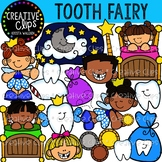 Tooth Fairy Clipart {Creative Clips Clipart}